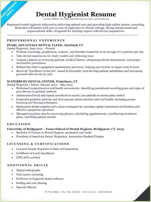 dental hygiene resume template – hostingpremium