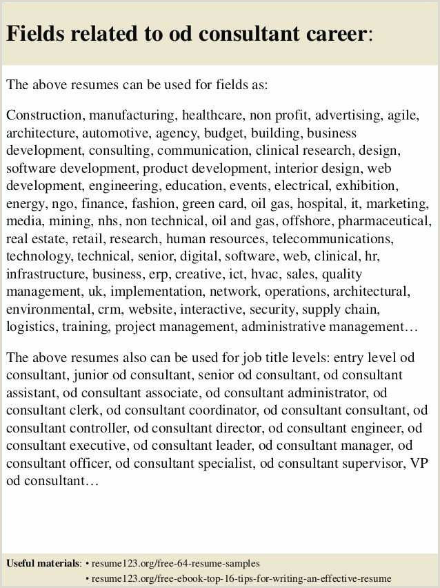 Beautiful Resume Objective for Medical Field – 50ger