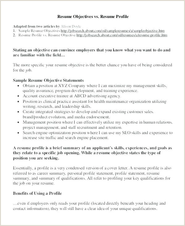 Dental Hygiene Resume Objectives Example Resume Objective Statement – Thrifdecorblog