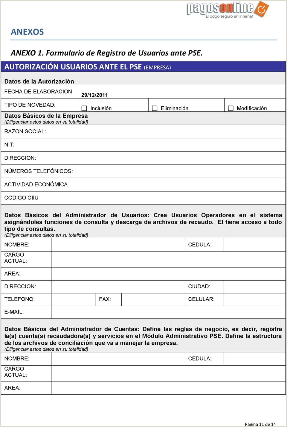 """Descargar formato Hoja De Vida Bancolombia Manual Administrativo De Implementaci""""n Pdf"""