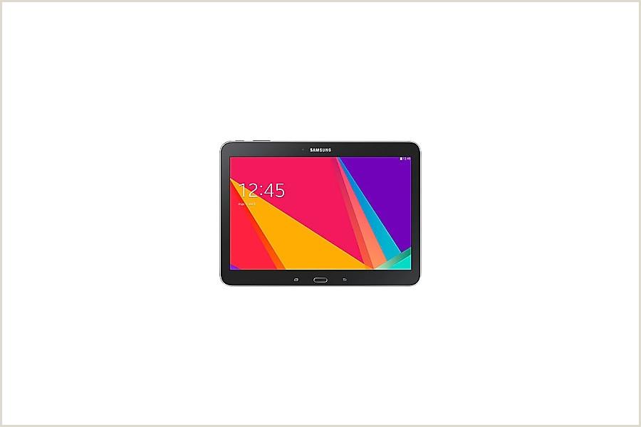 Tablettes tactiles GALAXY Tab Galaxy Tab 4 10 1 Noire Wi Fi