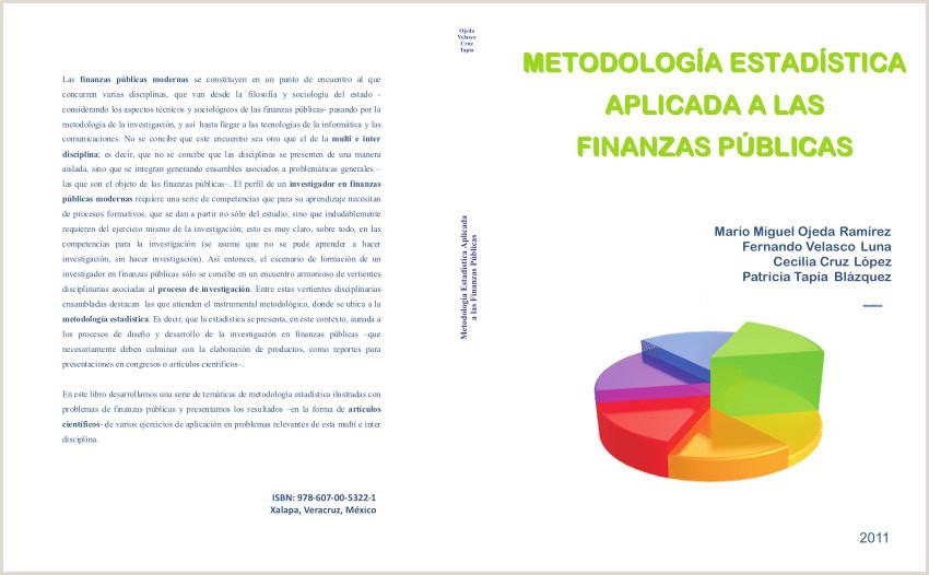 PDF Metodologa estadstica aplicada a las finanzas pºblicas