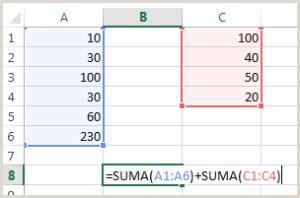 Descargar formato Para Hacer Hoja De Vida Mira Qué Fácil Es Aprender Las formulas De Excel – formulas