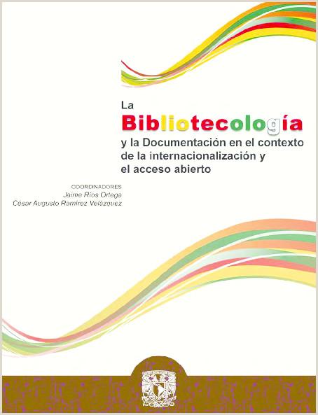 PDF bibliotecologia documentacion internacionalizacion pdf