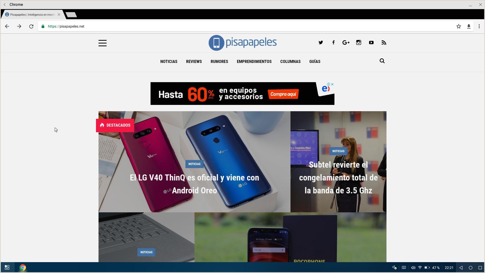 Review Huawei MateDock 2 EMUI Desktop