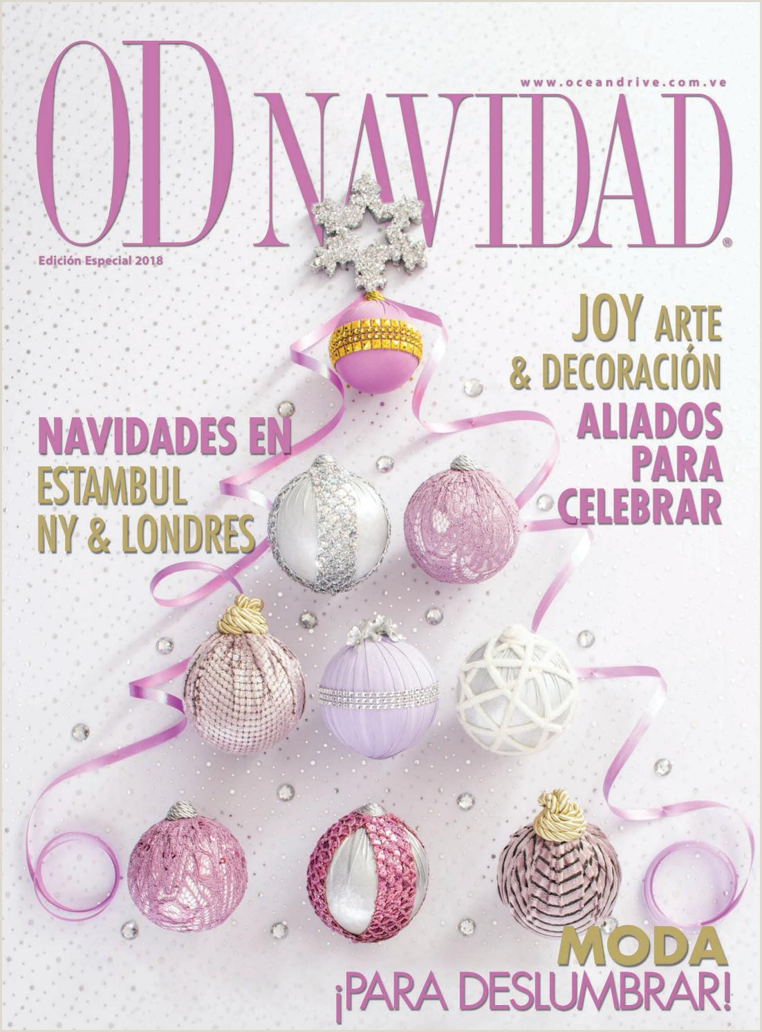 OD Navidad 2018 by Grupo Editorial Shop In 98 C A issuu