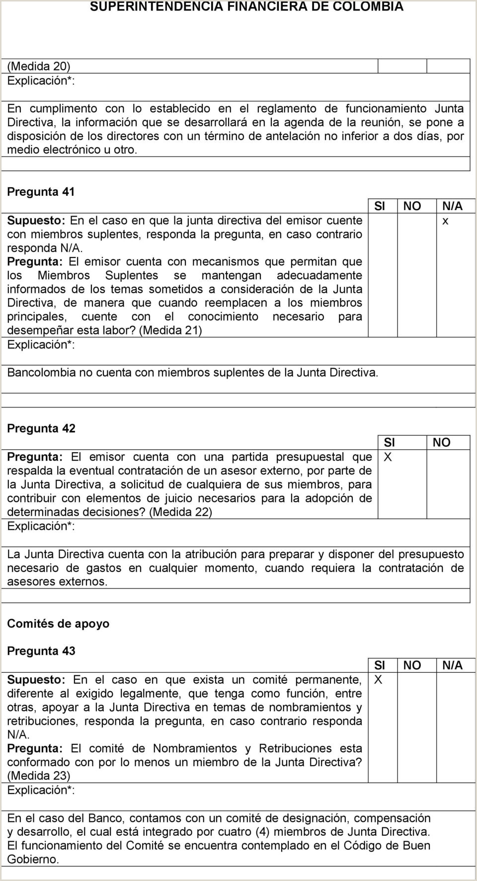 SUPERINTENDENCIA FINANCIERA DE COLOMBIA PDF
