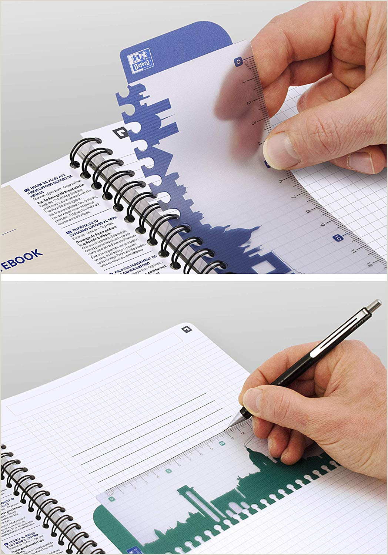 Oxford fice Cuaderno tama±o A5 180 páginas