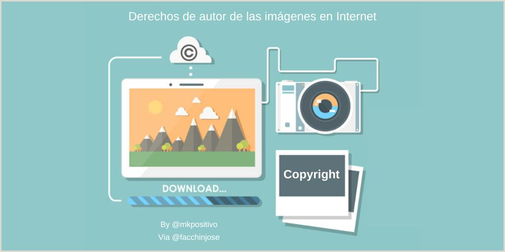 Conoces los derechos de autor de las imágenes en Internet