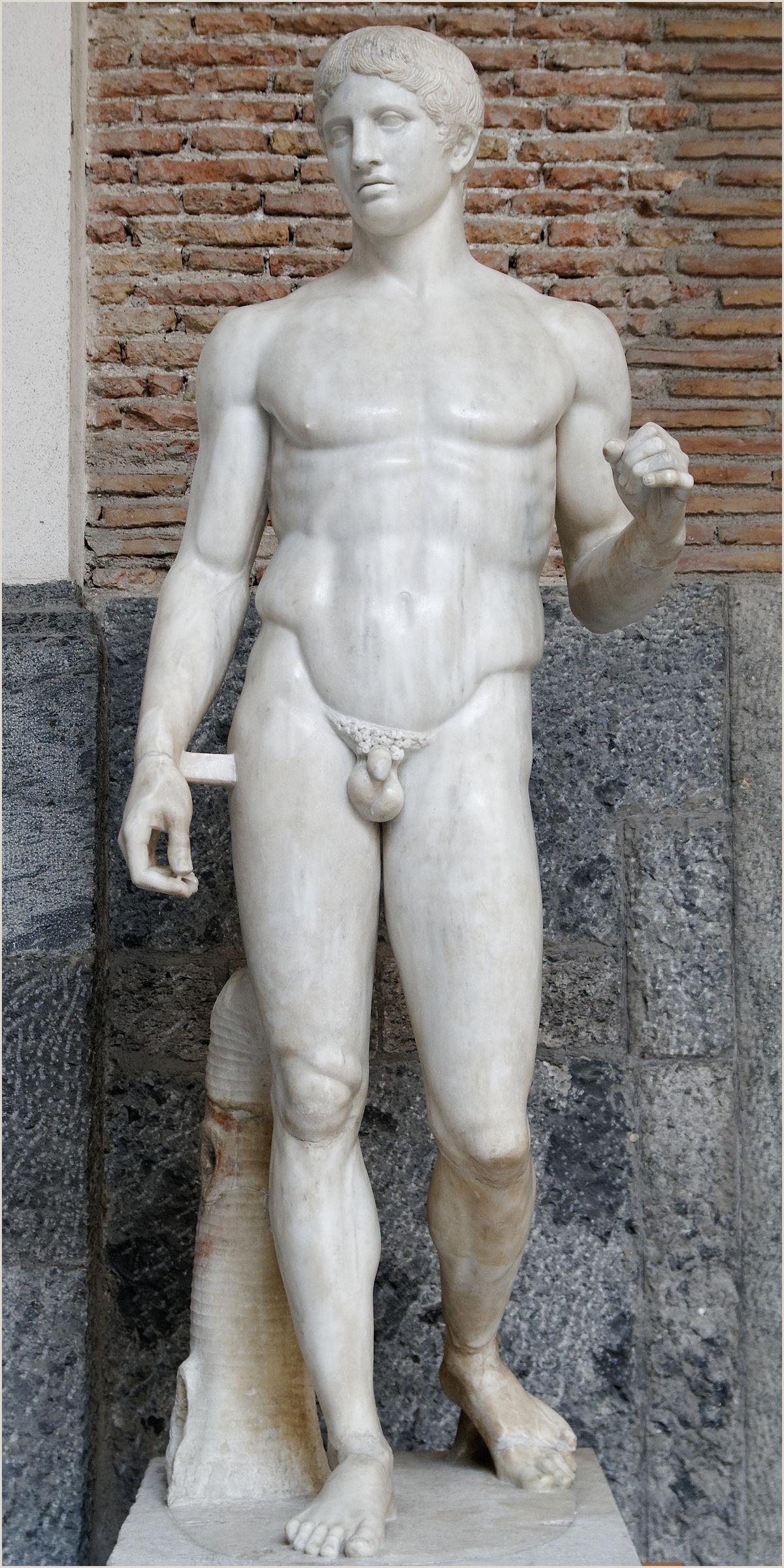 Escultura griega clásica la enciclopedia libre
