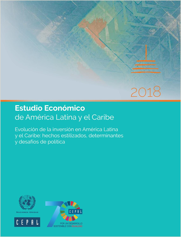 Descargar Hoja De Vida Colombia 2018 Estudio Econ³mico De América Latina Y El Caribe 2018 by