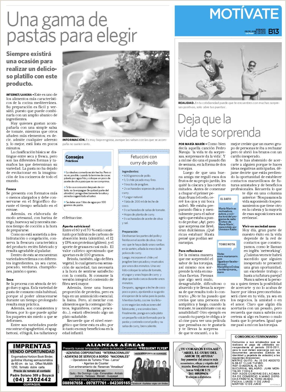 Edici³n impresa Esmeraldas del 9 de junio de 2012 by Diario