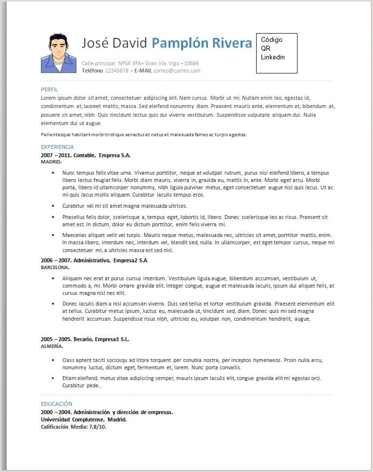 Descargar Hoja De Vida Curriculum Vitae formato Minerva 10-00 Modelo De Curriculum Vitae Hecho Modelo De Curriculum Vitae