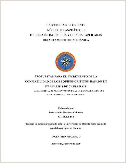 Tesis CONFIABILIDAD DE LOS EQUIPOS CRTICOS pdf