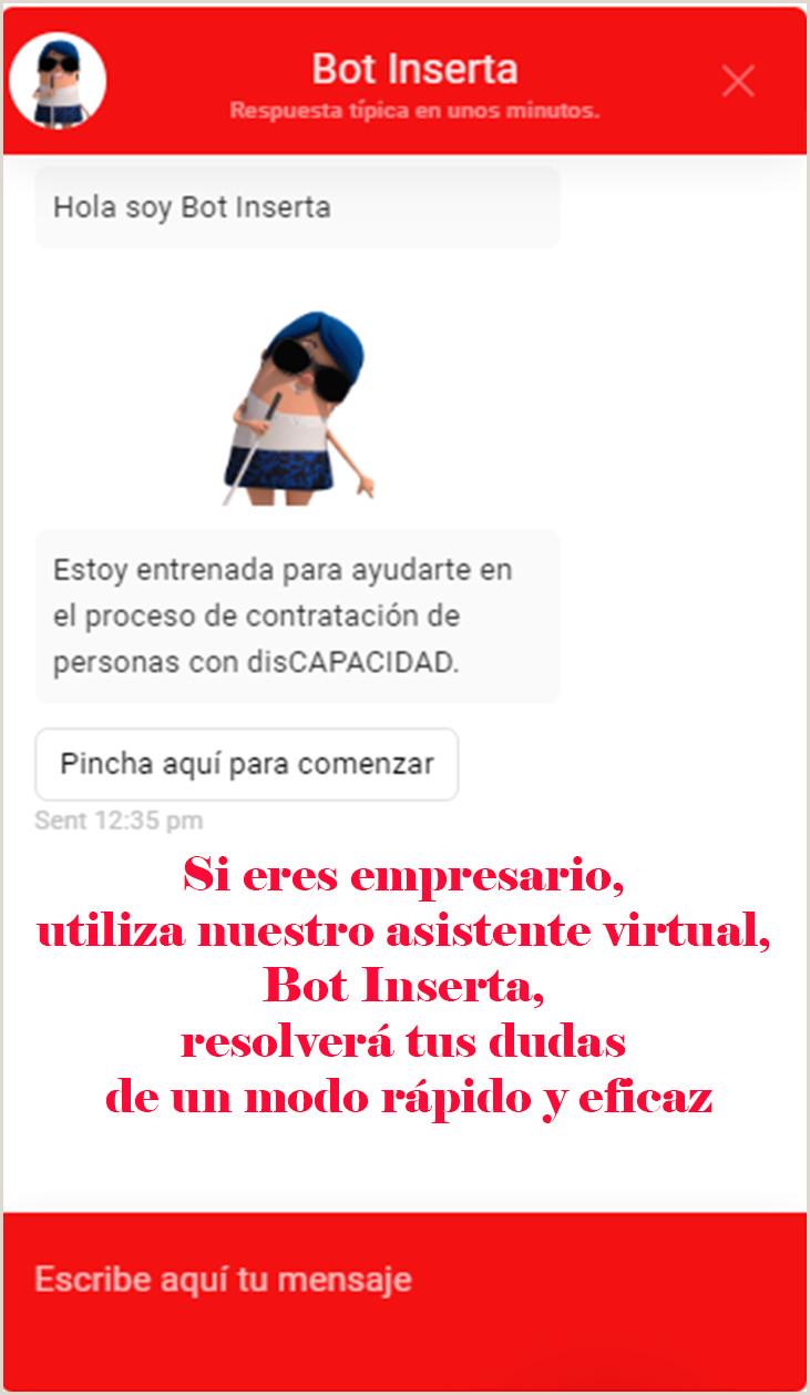 Descargar Hoja De Vida De socio Empleo Portal De Empleo Y formaci³n Para Personas Con Discapacidad
