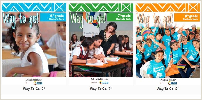 DESCARGA AQU – WAY TO GO 6° 7° 8° Student s Book