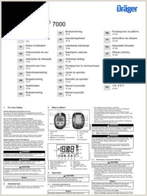 Pac 7000 Manual Calibration