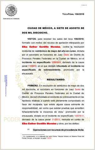 Sentencia Elba Esther Gordillo Morales by La Silla Rota issuu