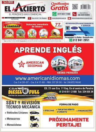 pereira 797 6 de julio 2018 by El Acierto issuu