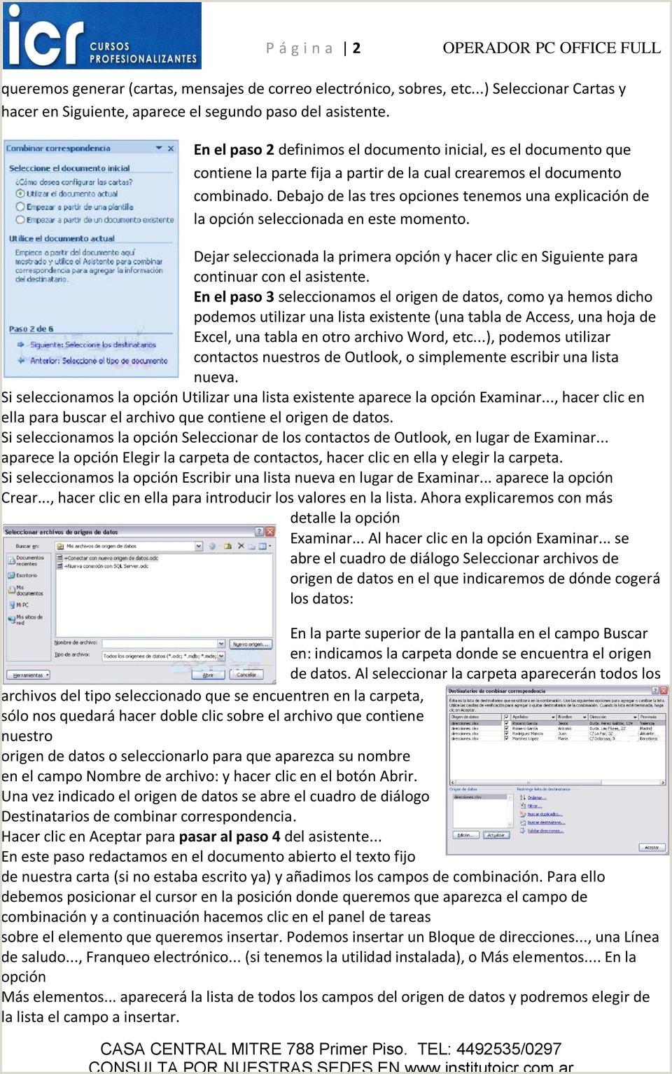 binaci³n de Correspondencia PDF