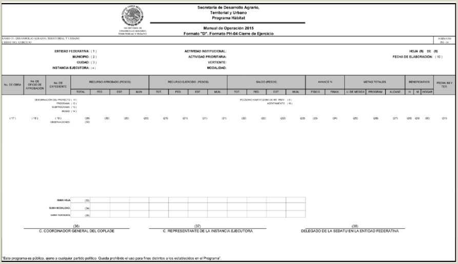 Descargar Hoja De Vida formato Unico Excel Dof Diario Icial De La Federaci³n