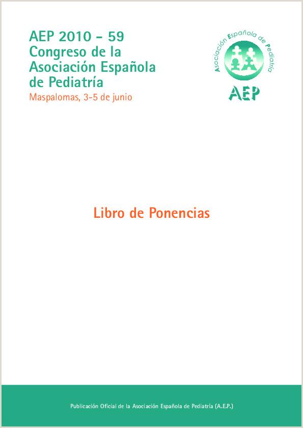 Descargar Hoja De Vida Minerva Azul Libro De Ponencias asociaci³n Espa±ola De Pediatra Id