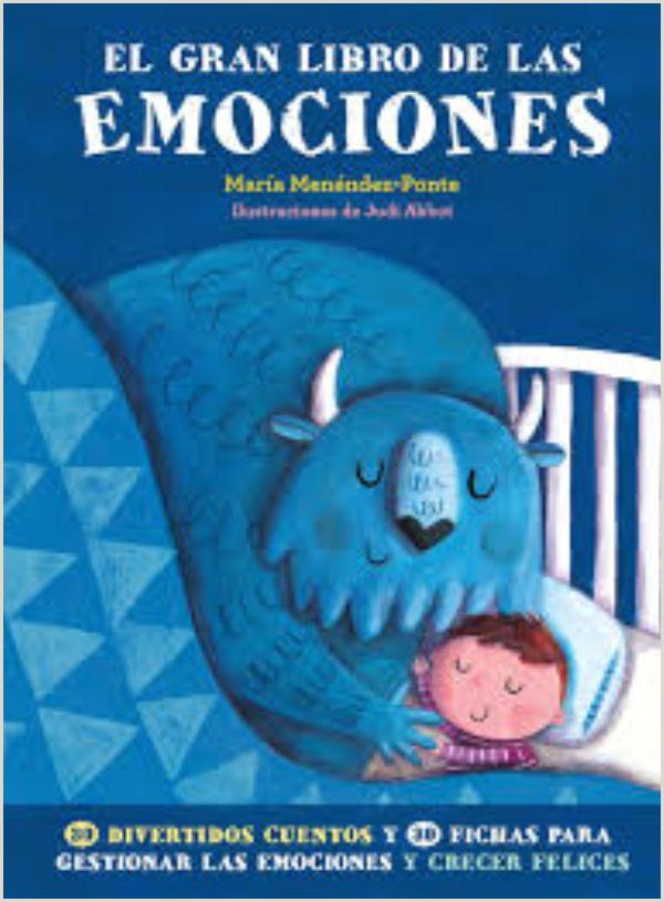 El gran libro de las emociones Mara Menéndez Ponte