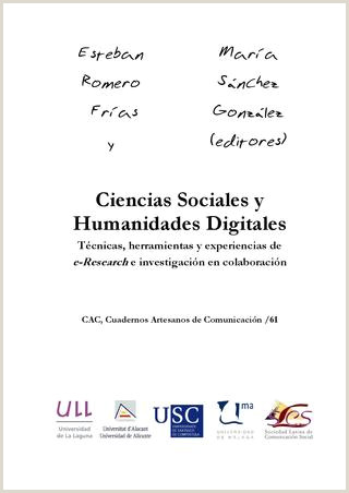 Ciencias sociales y humanidades digitales by esLibre issuu