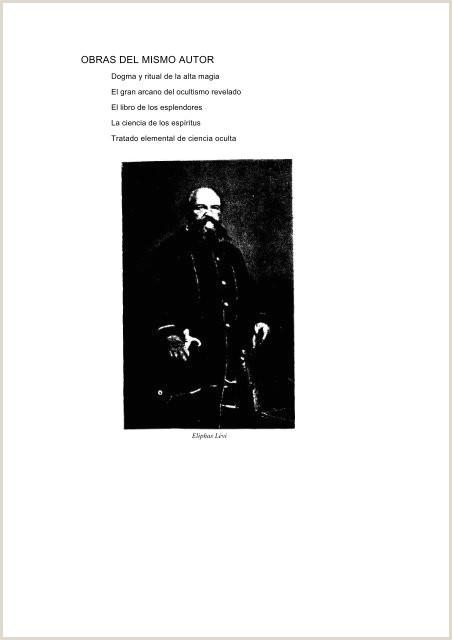 Descargar Hoja De Vida Minerva Pdf Levi Eliphas Historia De La Magia Pdf