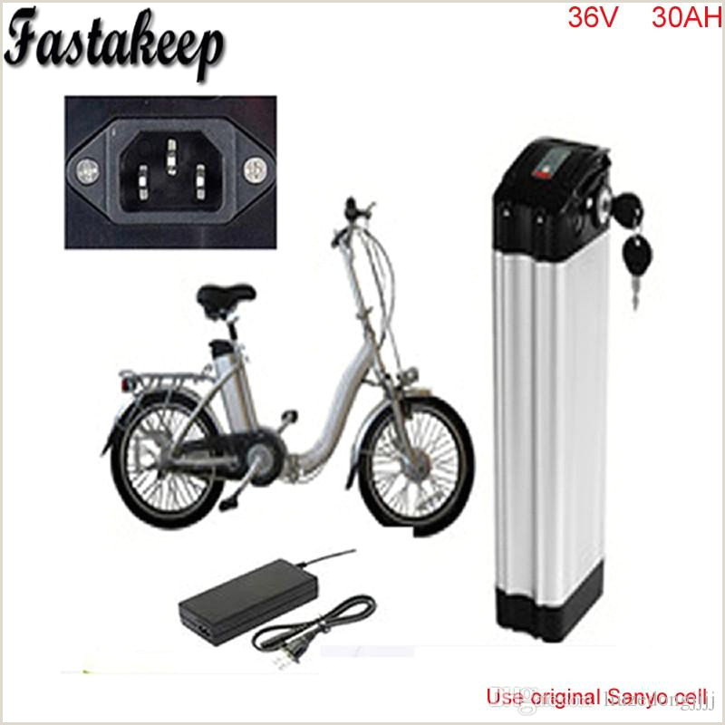 Top descarga 36 V 30Ah da bater­a para 36 v Bafang 8fun 500 w mid center of acionamento do motor 36 v 30AH Da Bateria para a Bicicleta Elét