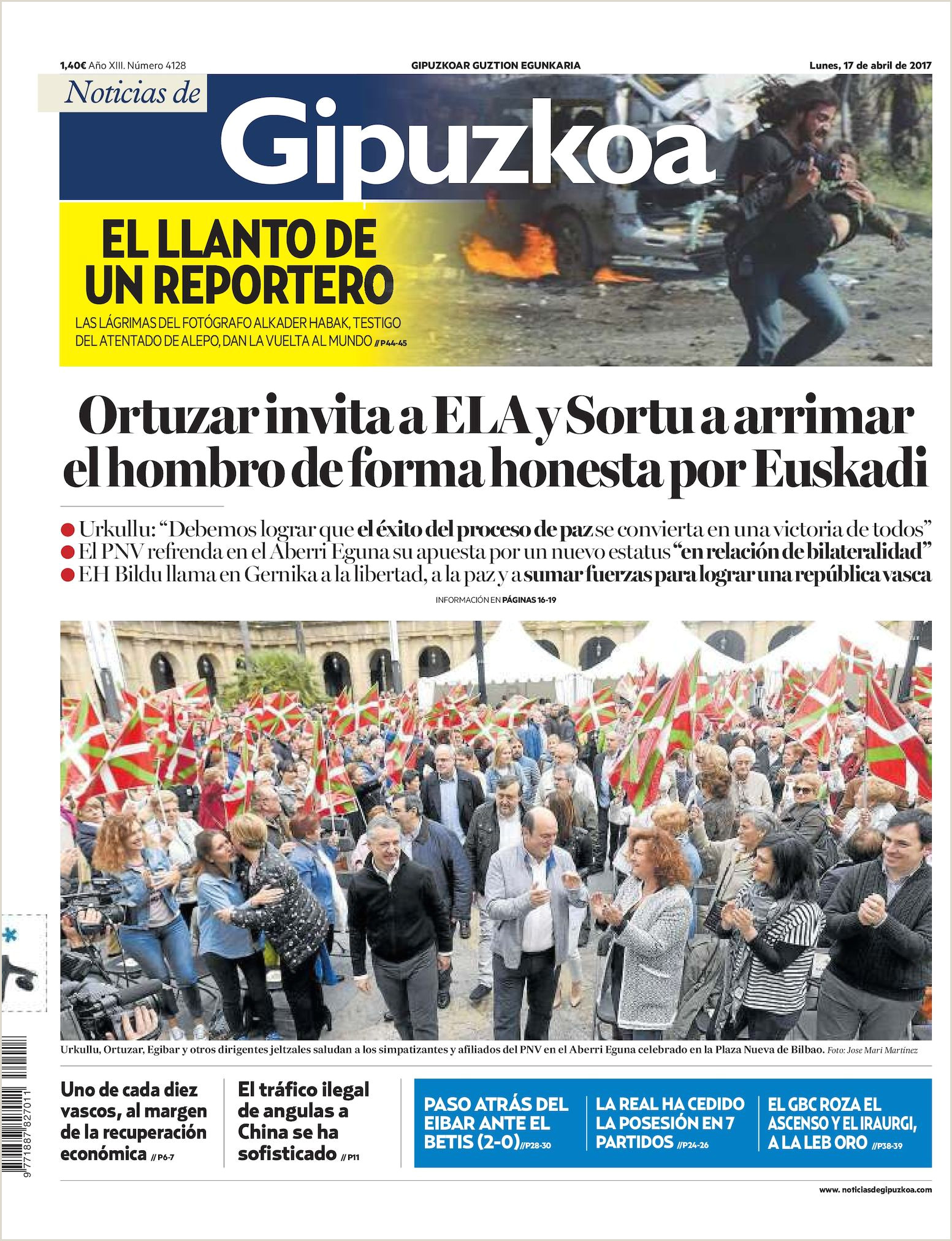 Calaméo Noticias de Gipuzkoa