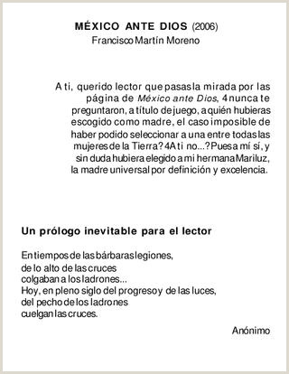 México ante Dios by manuel vazquez issuu