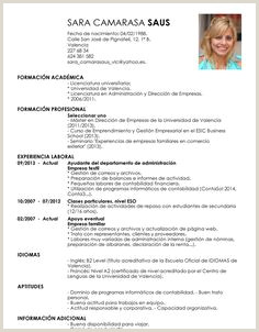 Descargar Plantilla Curriculum Vitae Gratis Listo Para Rellenar 14 Mejores Imágenes De Currculum Vitae