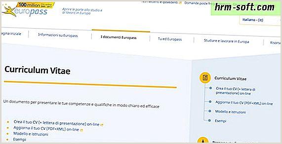 Descargar Plantilla Curriculum Vitae Gratis Listo Para Rellenar Pdf C³mo Descargar Un Currculum Vitae Europeo Hrm soft