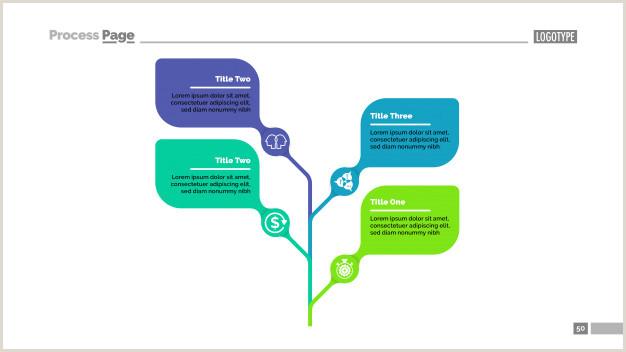 Plantilla del gráfico de proceso de la metáfora del árbol de