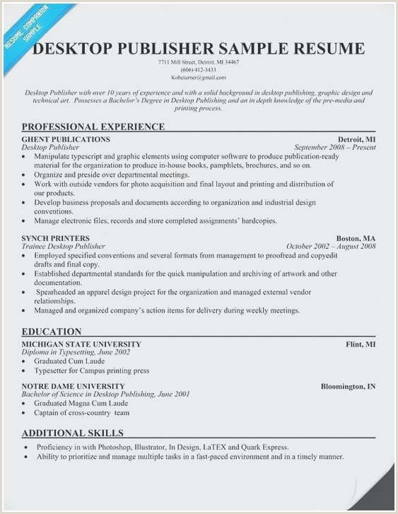 Best Desktop Support Resume Sample