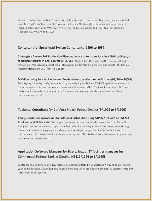 Letter From the Front Fresh Flawless Free Resume and Cover