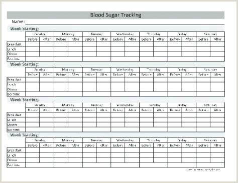 Diabetes Log Sheet Blank Glucose Monitoring Chart – atlaselevator