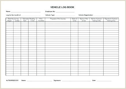 test log template in excel