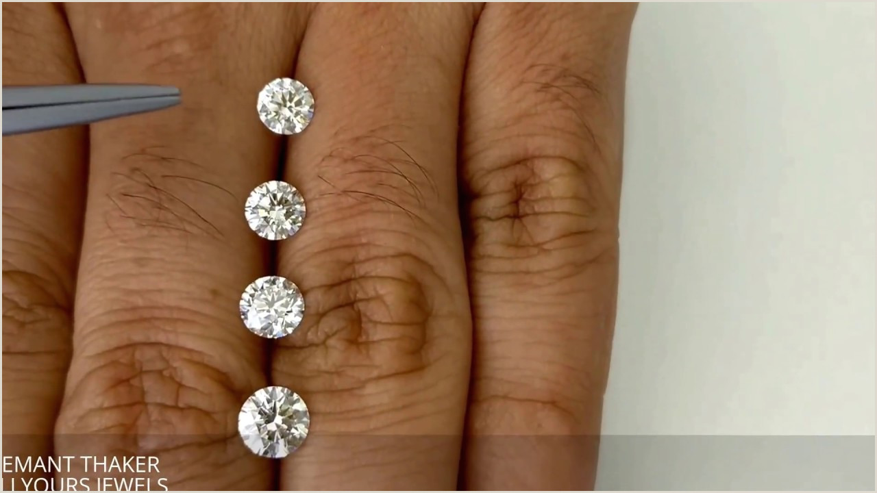 Diamond Carat Size Chart On Hand 0 7 Carat Vs 1 Carat