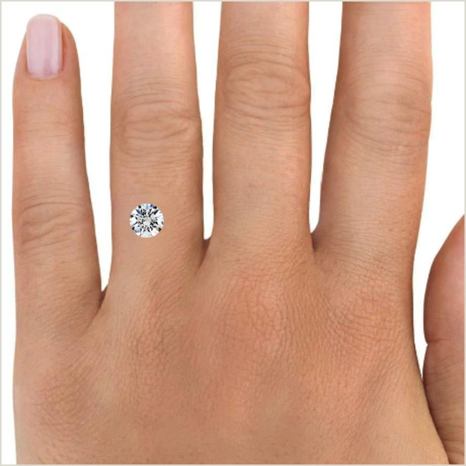 Diamond Carat Weight Sizing & Measurements
