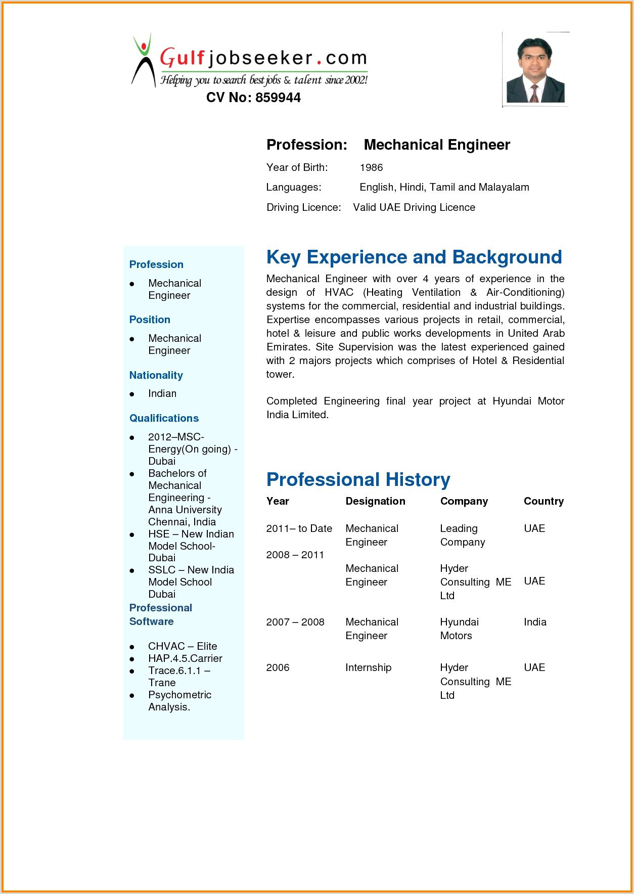 Diploma Fresher Resume Format Pdf Download Mechanical Engineer Sample Resume Templates Diploma