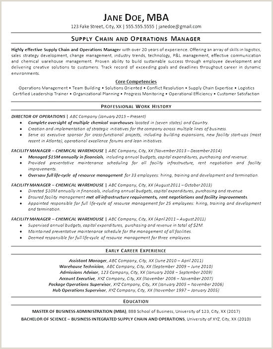 director of operations resume sample – growthnotes