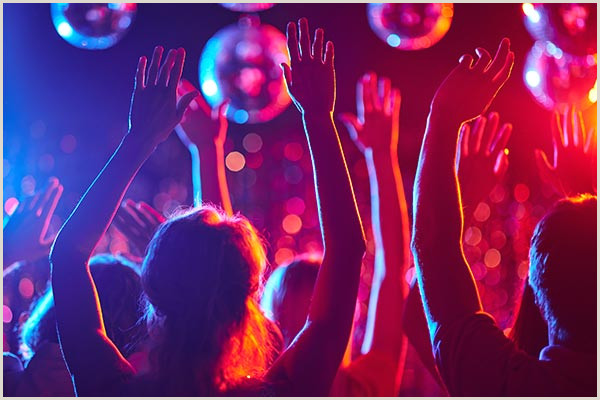 Disco Party Invitation Wording Middle School Dance Ideas and themes