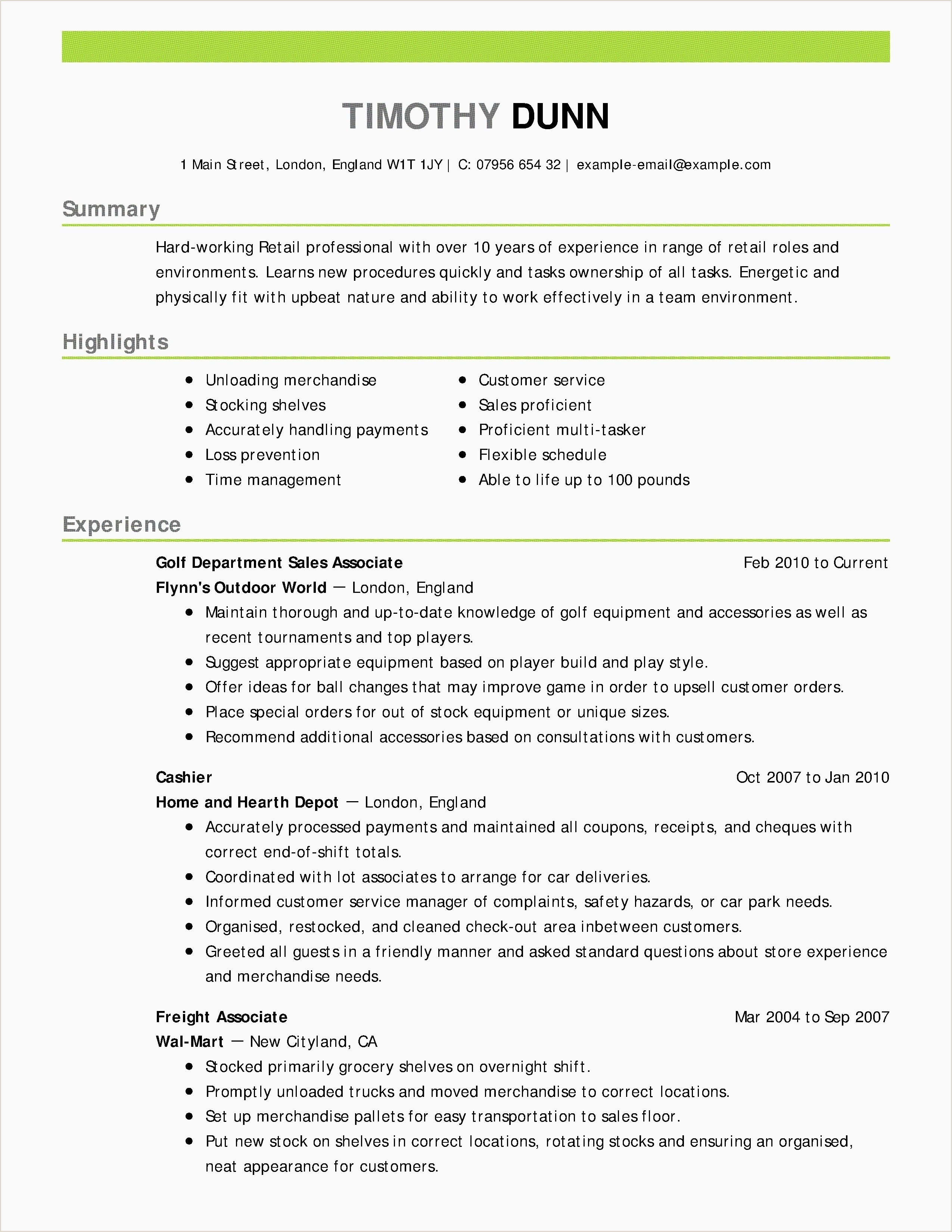 Dishwasher Cover Letter Fresh Cover Letter Examples Resume