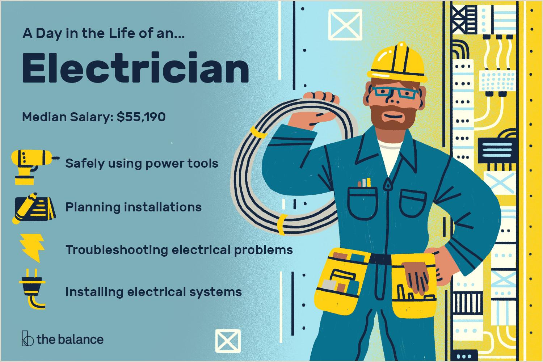 Electrician Job Description Salary Skills & More