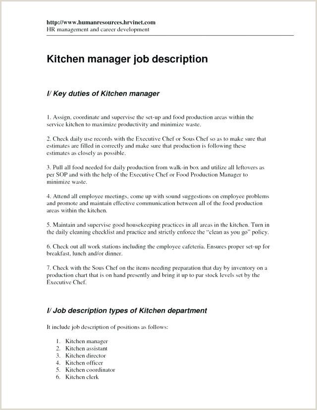 kitchen manager job description – expatadventure