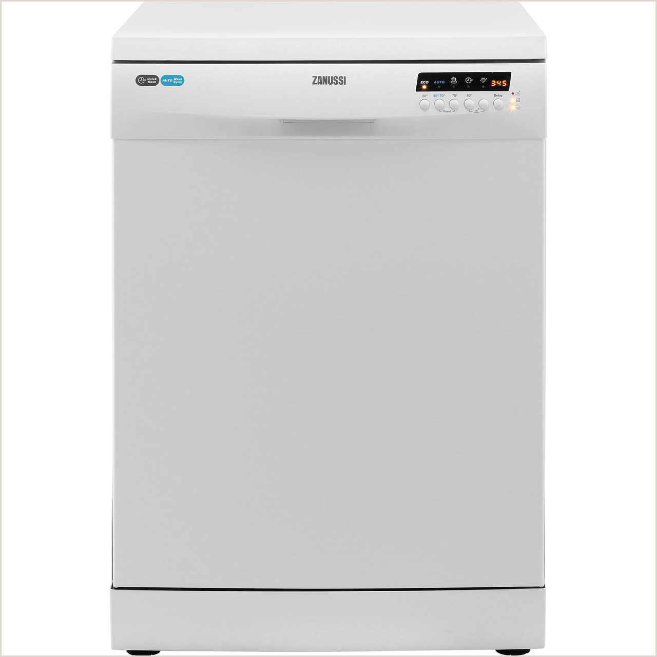Zanussi ZDF WA Standard Dishwasher White A Rated
