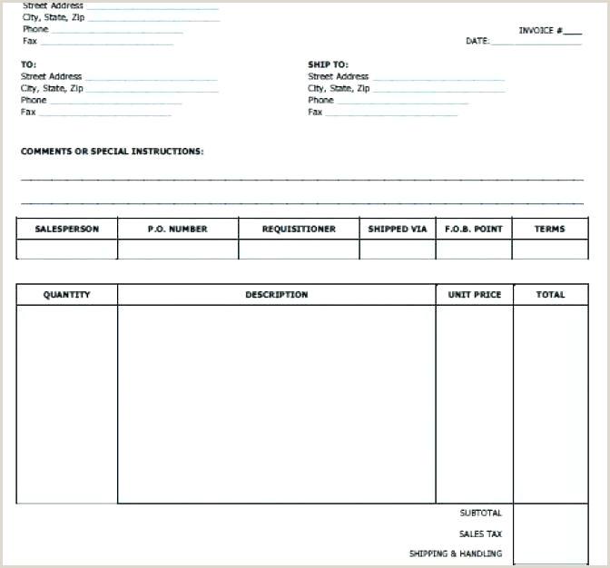 Dj Invoice Template Invoice Template Mac – Metabots