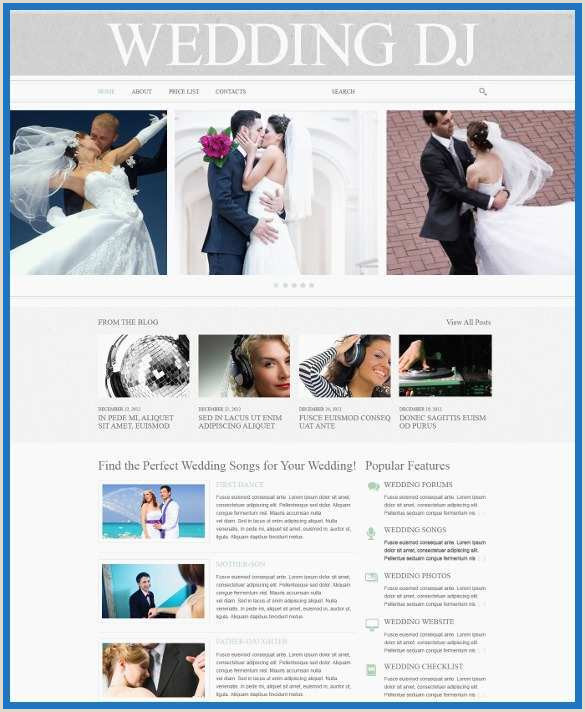 46 Elegant Gallery Wedding song List for Dj Template